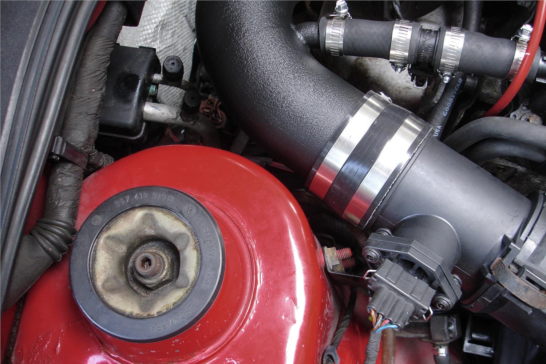 Mk3 VR6 Upper Intake Tube